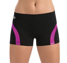 GK All Star Opalescence Curve Cheer Shorts