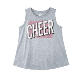 Cheer All About It Tank