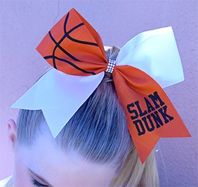 Chasse Slam Dunk Hair Bow