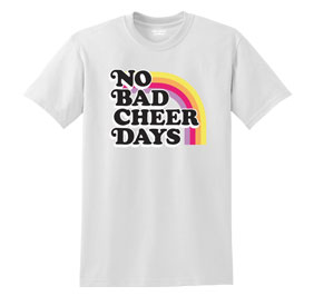 Chasse No Bad Cheer Days Tee